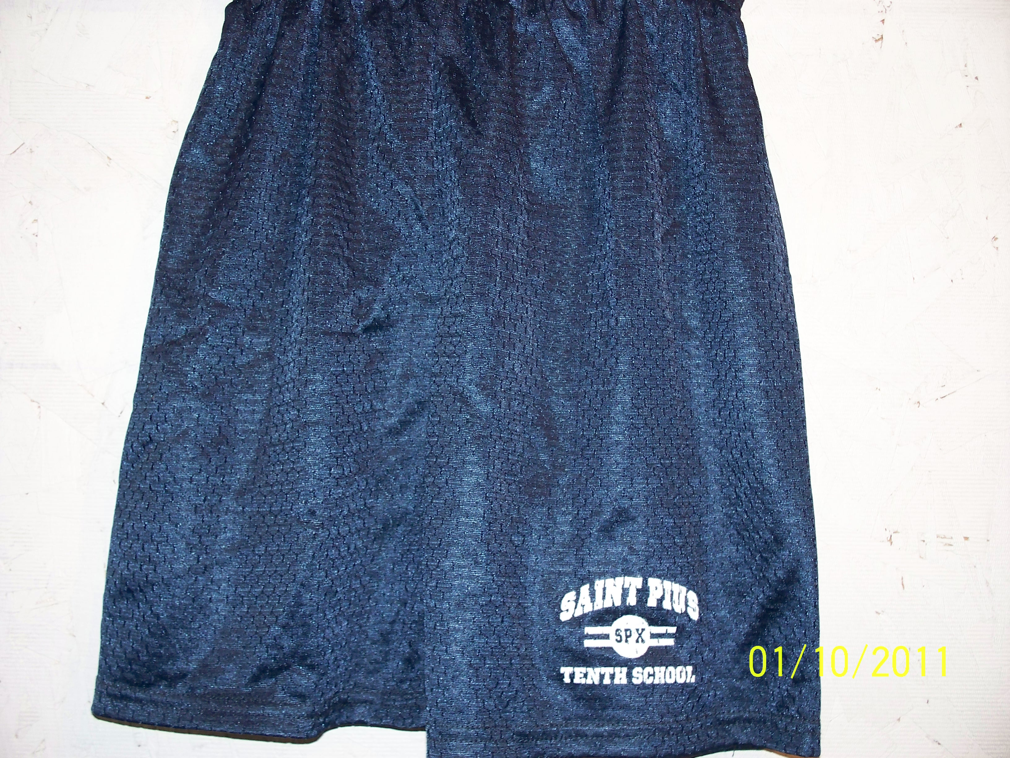 St Pius Gym Shorts